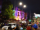 Mardi Gras is one of the largest GLBT pride events in the world. The parade draws thousands of spectators and is held late into the evening. It is a very festive and celebratory event